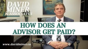 how does an advisor get paid